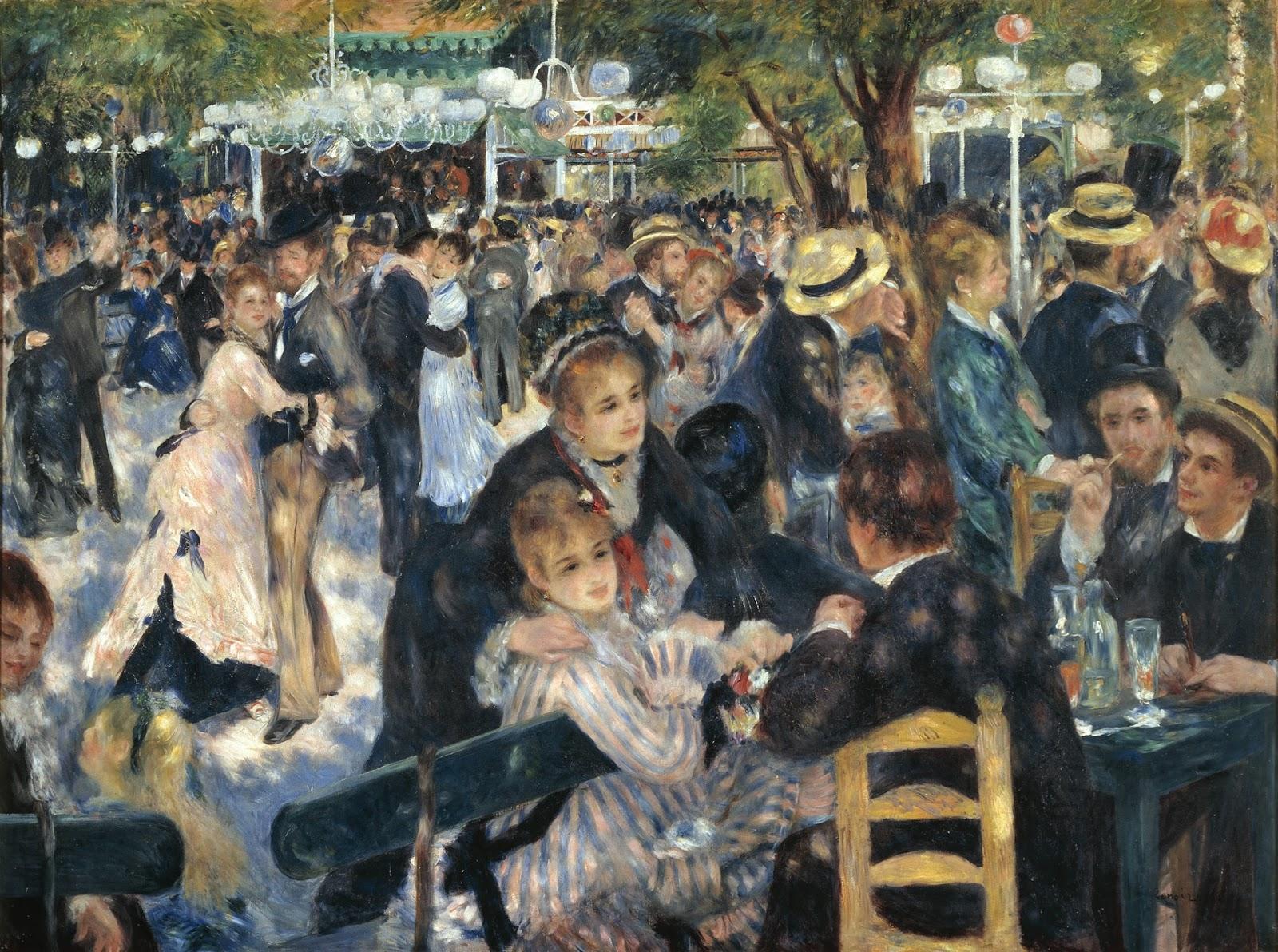 Frey Julia,Toulouse-Lautrec, Renoir, Okres ochronny na czarownice, Carmaniola