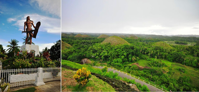 5 days itinerary in Cebu and Bohol