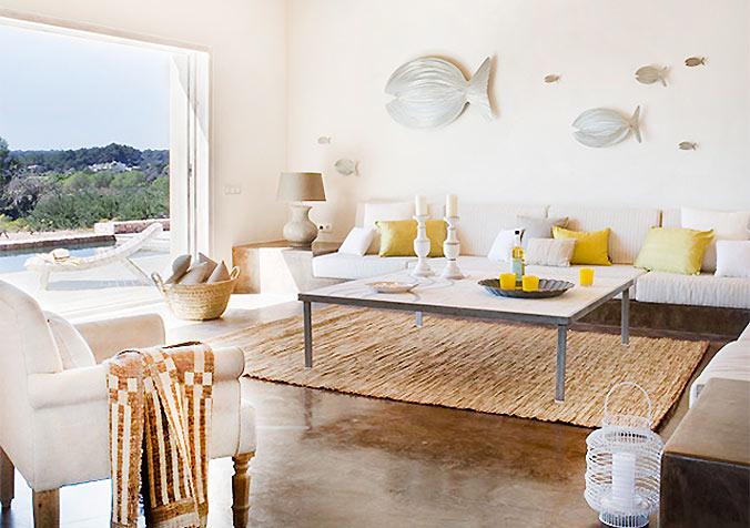 Lainteriorista lo mejor de la decoraci n para tu casa de playa - Casas de madera decoracion ...