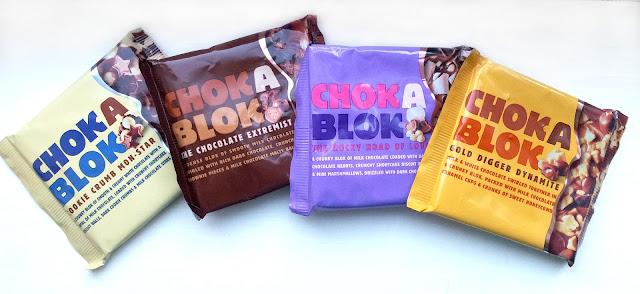 Tesco, ChokaBlok, chocolates