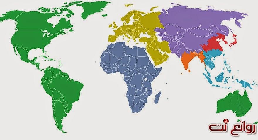 أربع خرائط ربما لم تتعرف عليها من قبل Rawai3Net-Interestin