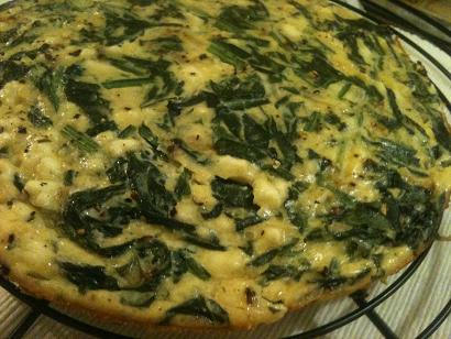 Spanakopita - Spinach and Cheese Pie