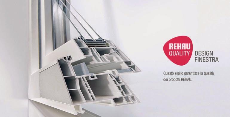 Vendita consulenza montaggio porte finestre pvc rehau for Vendita finestre pvc
