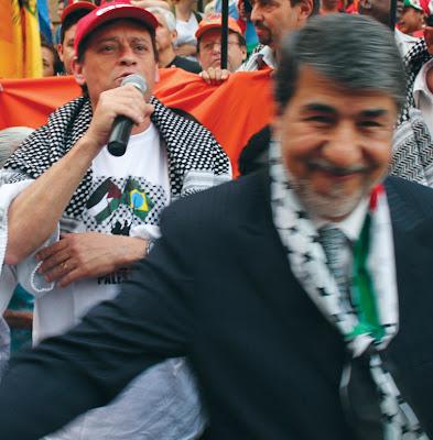 Ato histórico em São Paulo pelo Estado da Palestina Já - foto 8