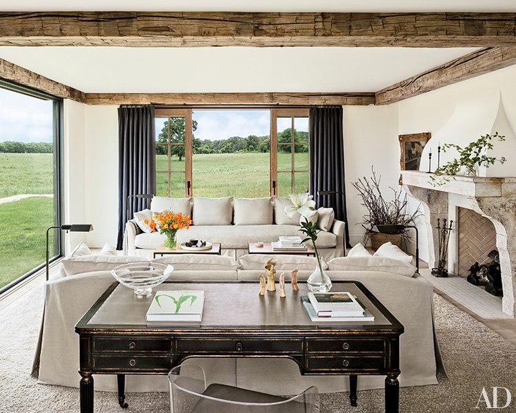 Nina Farmer Interiors Grey Barn Farm