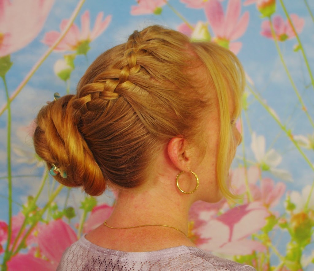 Braids Amp Hairstyles For Super Long Hair 4 Strand Lace Braid New