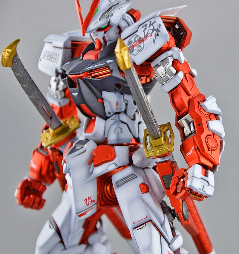 Astray Red Frame Mg Painted