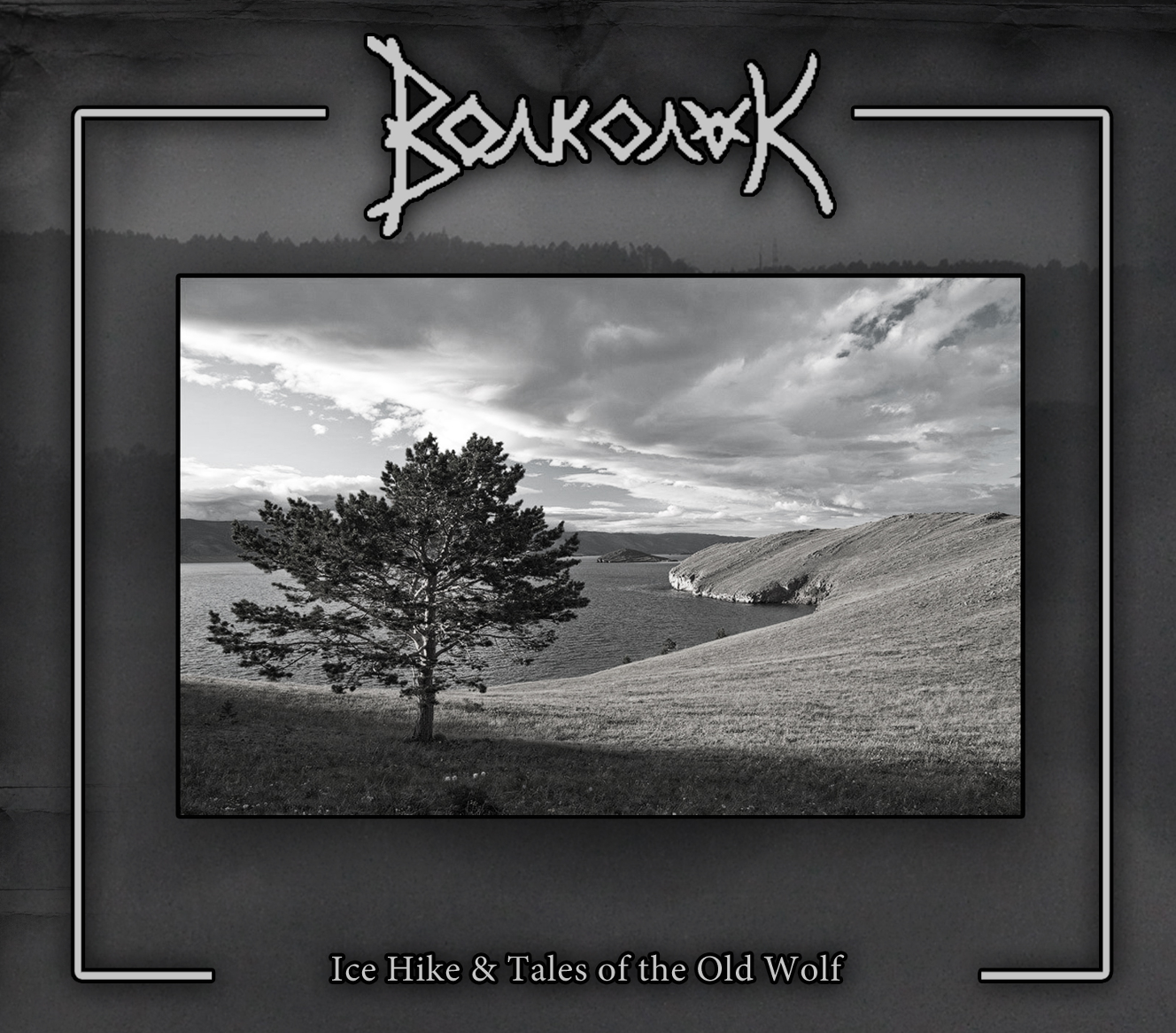 VOLKOLAK - Ice Hike & Tales of the Old Wolf