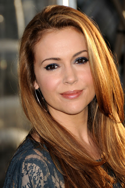 Alyssa Milano Height, Weight And Body Measurements