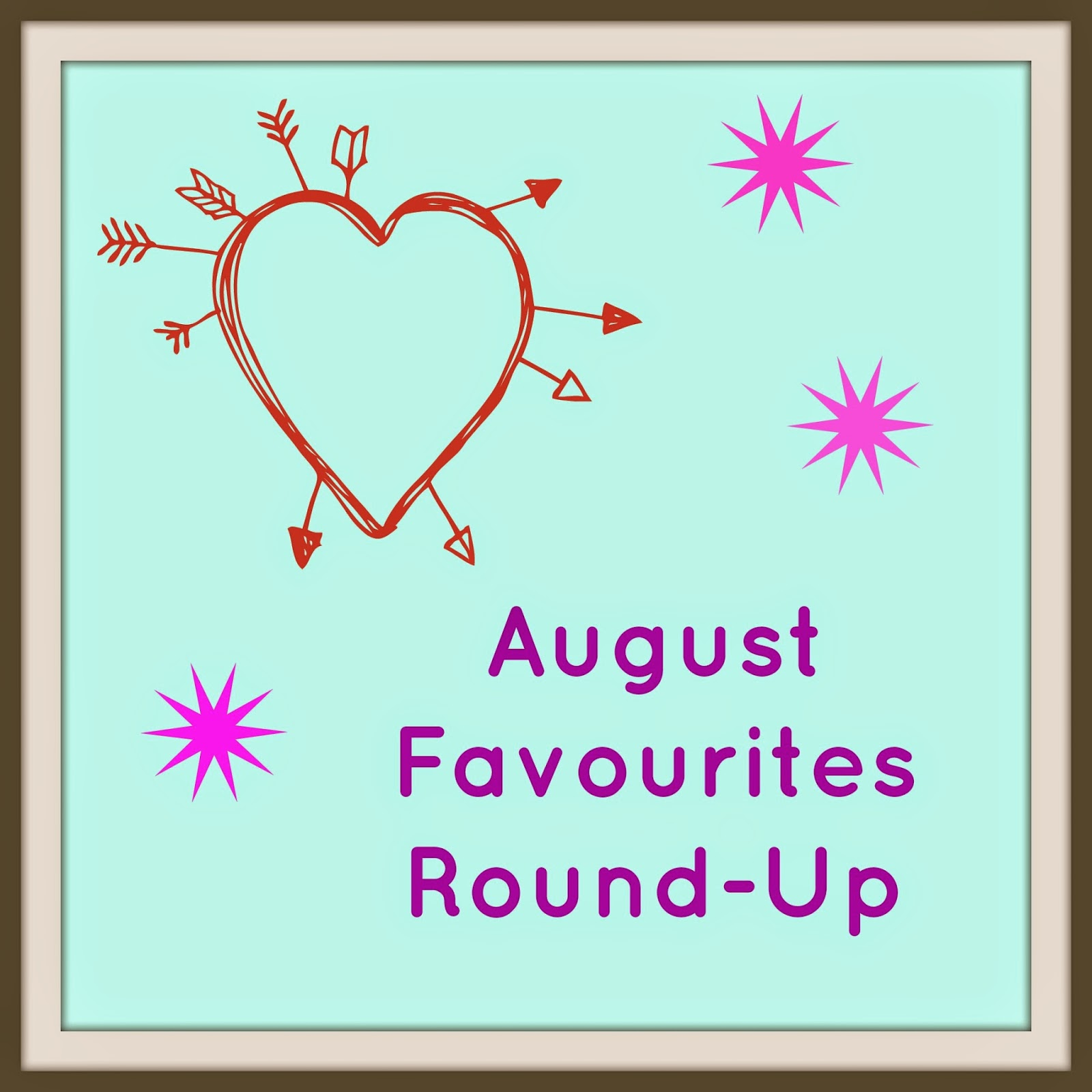 August favourites round-up beauty blog
