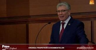 Cristian Ionescu 🔴 Ordinea profetică a evenimentelor