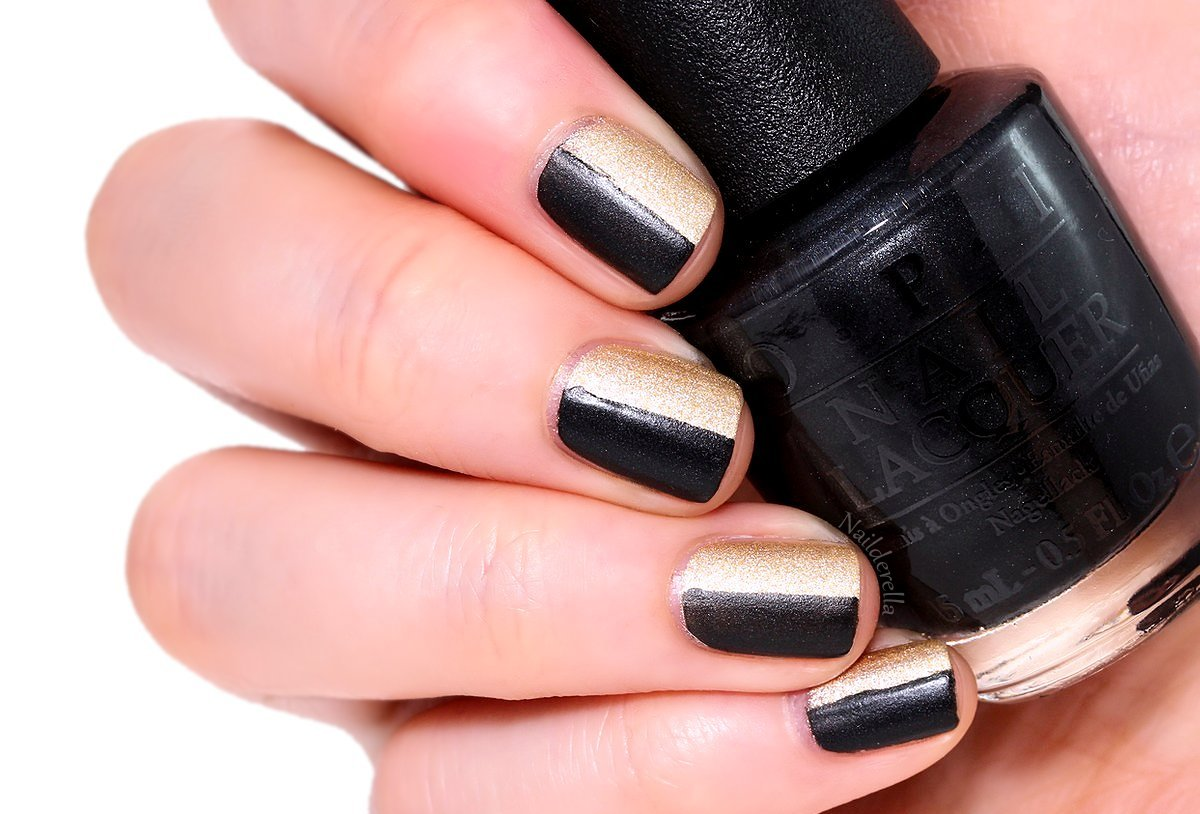 Gwen Stefani for OPI - the matte polishes - Nailderella