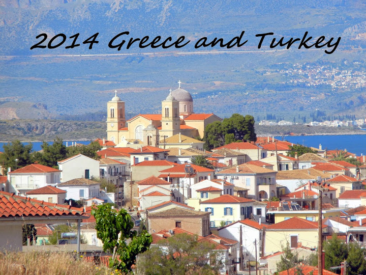 2014 Greece and Turkey