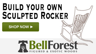 Bell Forrest Sculpted Rocker Package