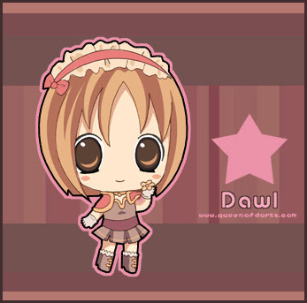 Ragnarok Online Chibi Dawl