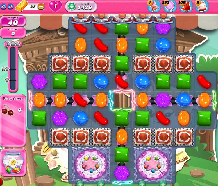 Candy Crush Saga 1429