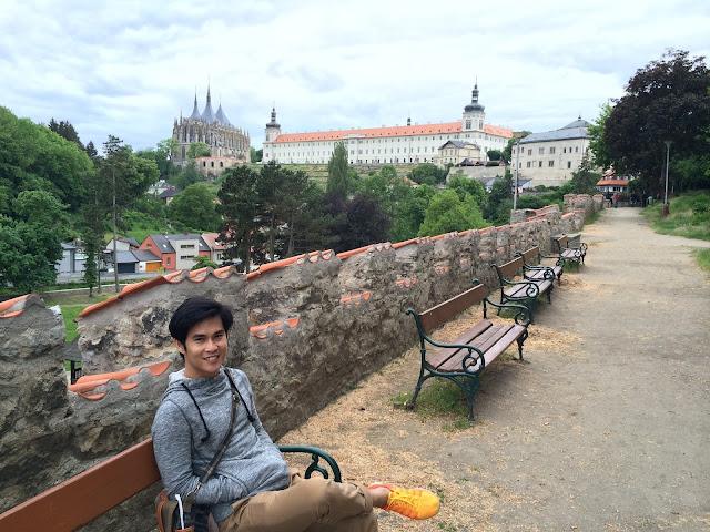 wisata, travelling, Kutna Hora, Prague, czech Republic, St.Barbara Church, gereja St.Barbara