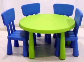 Ikea segunda mano septiembre 2012 for Mesas y sillas para ninas
