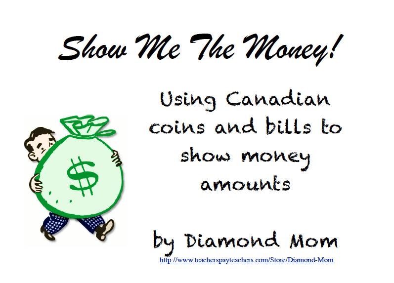 https://www.teacherspayteachers.com/Product/Show-Me-The-Money-Canadian-money-version-646142