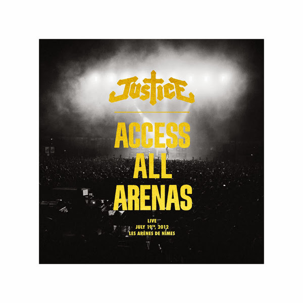 Justice - Access All Arenas (Live) Cover