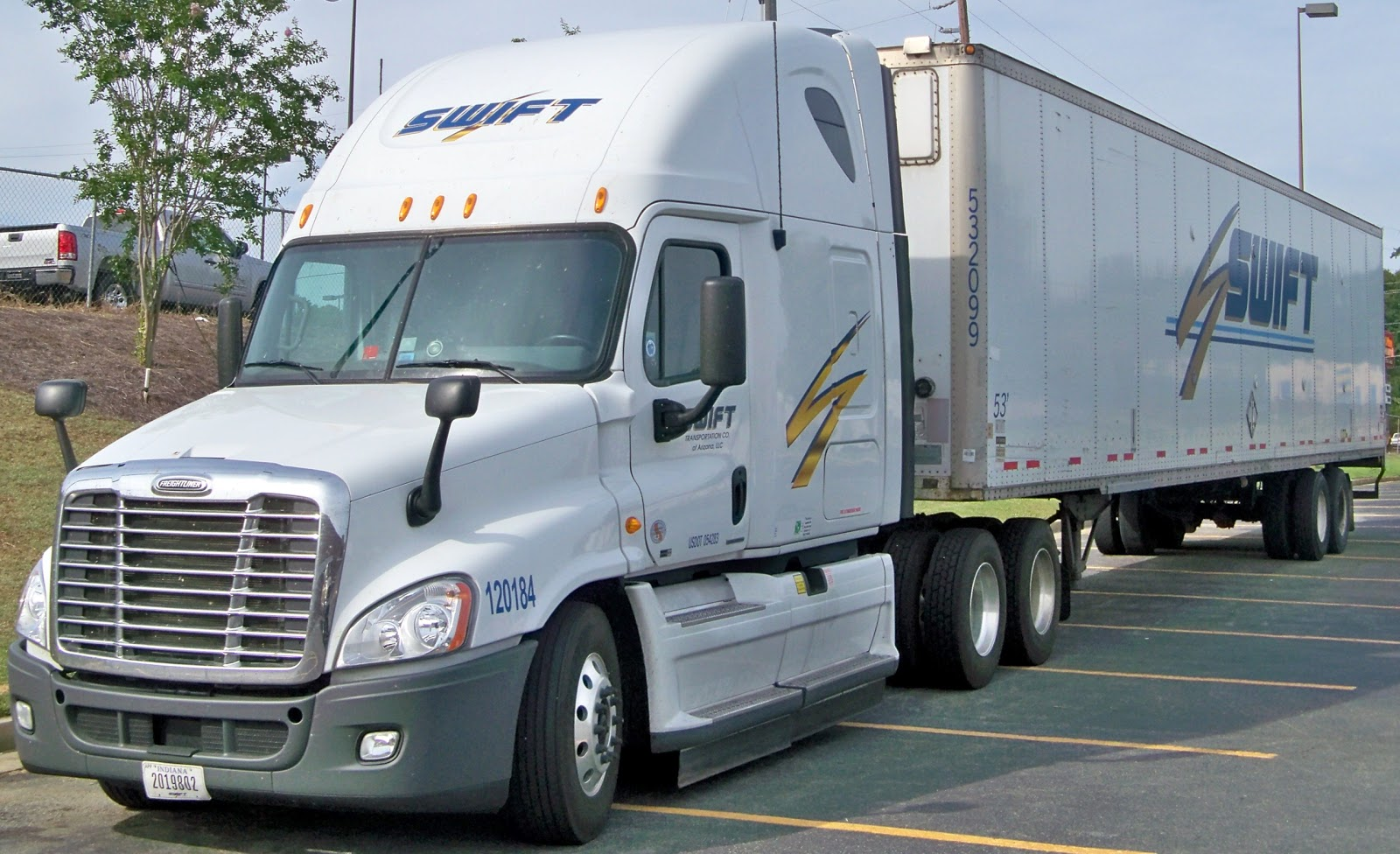 SWIFT TRANSPORTATION Trucking