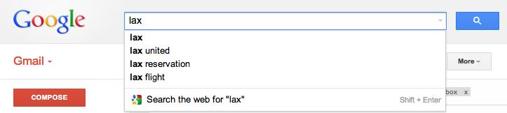 Zoeken in Gmail nu nog makkelijker