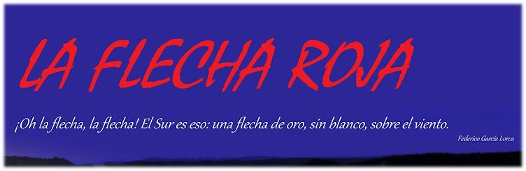 LA FLECHA ROJA