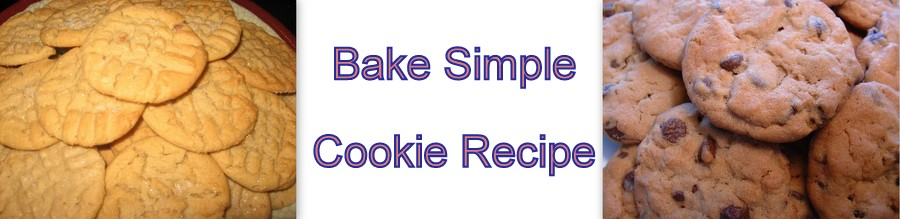 Bake Simple Cookie Recipe