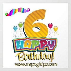 We are already 6! :)