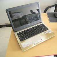laptop second lenovo u350