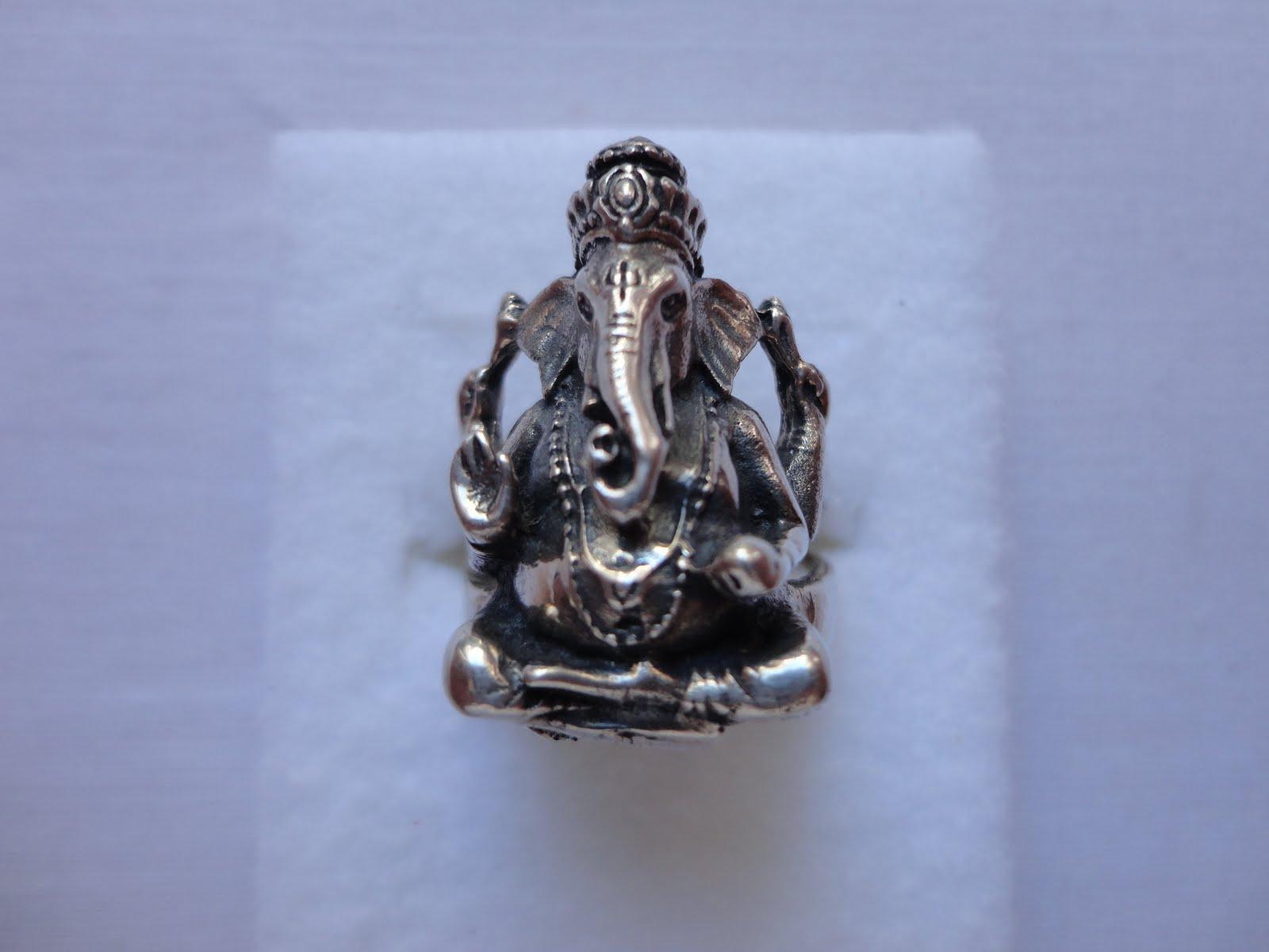 Anillo de Ganesh ÚNICO