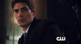 Brandon Routh as Ray Palmer in Arrow