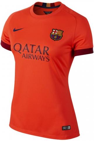 Jual Jersey Barcelona Away Womens 2014-15 Grade Ori Murah