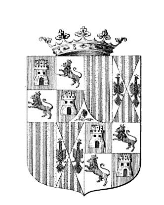 Armas de los Reyes Católicos antes de 1492