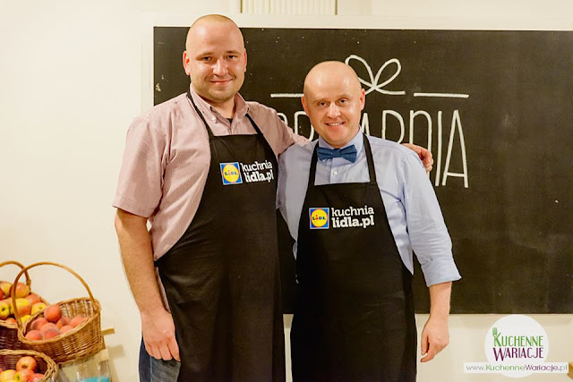 Adam Olender i Paweł Małecki