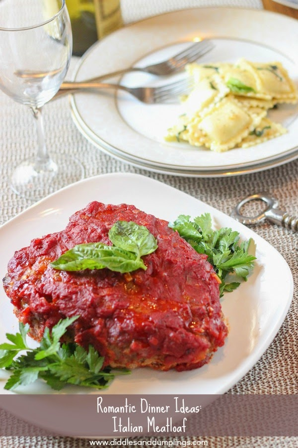 Diddles and dumplings romantic dinner ideas italian meatloaf romantic dinner ideas italian meatloaf recipe with la romanella forumfinder Gallery