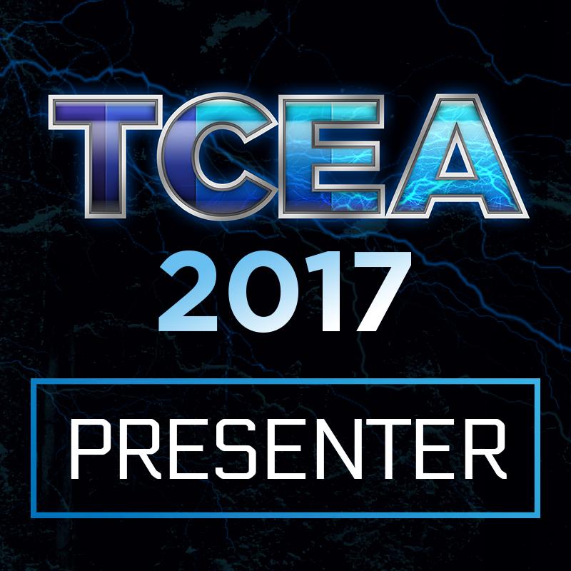 TCEA 2017 Presenter