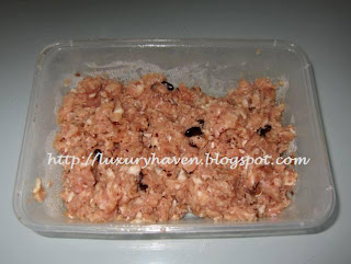 how to cook delicious minced pork for cny
