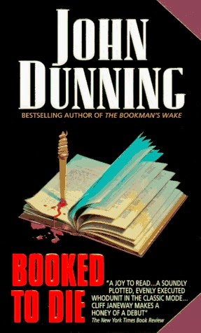 Best Bibliomystery Books List Booked to Die by John Dunning