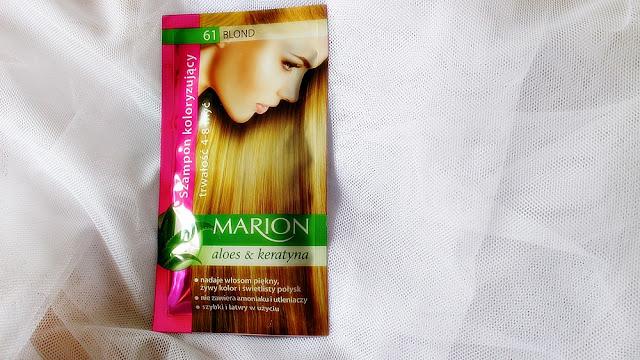 Chciałam zmienić kolor włosów, ale cóż...