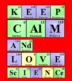 Image result for keep calm and love science