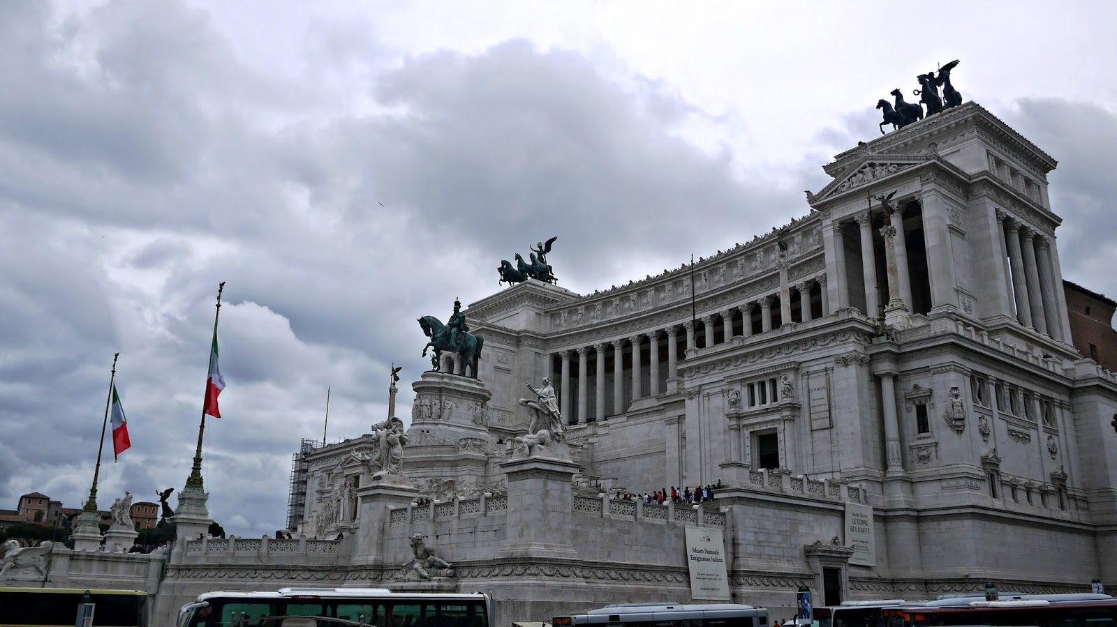 Altara della Patria Rome Italy
