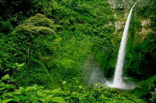 Water Fall - Coban Rondo Malang - East Java