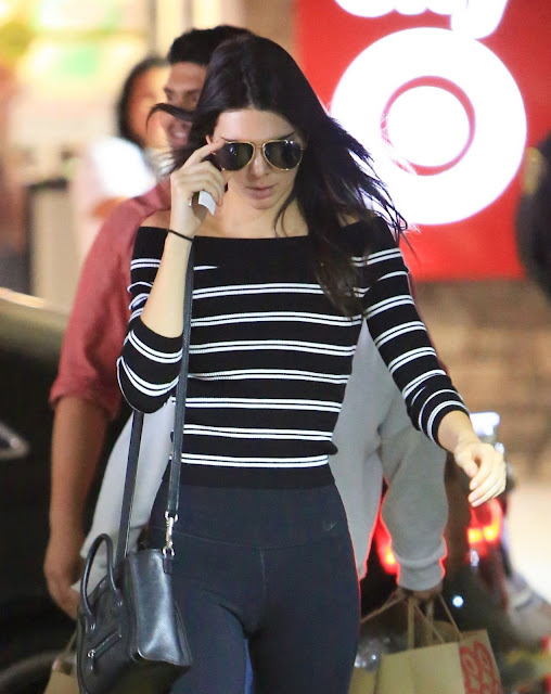 Kendall Jenner – Shopping at Target in Los Angeles