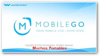 Wondershare MobileGo v8.0.0.5 Español Portable