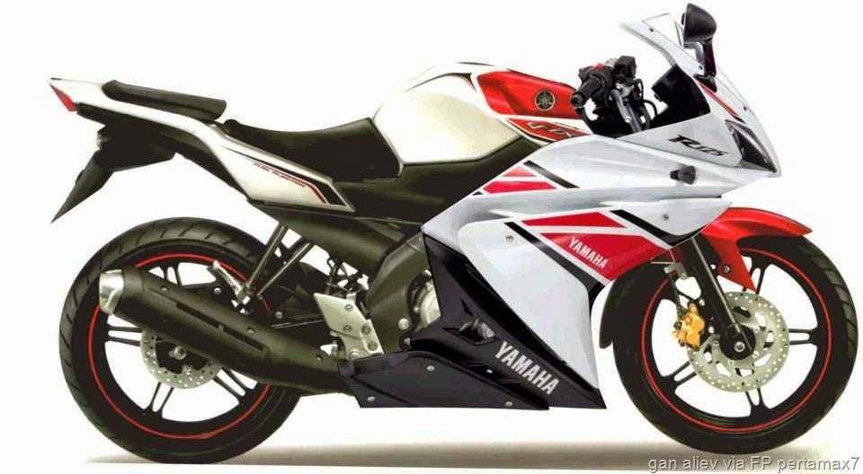 Modifikasi Yamaha Vixion fairing R125