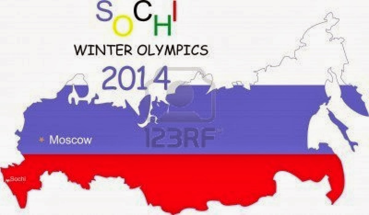 Sochi Winter Olympics-Russia-2014-Teaching Activities