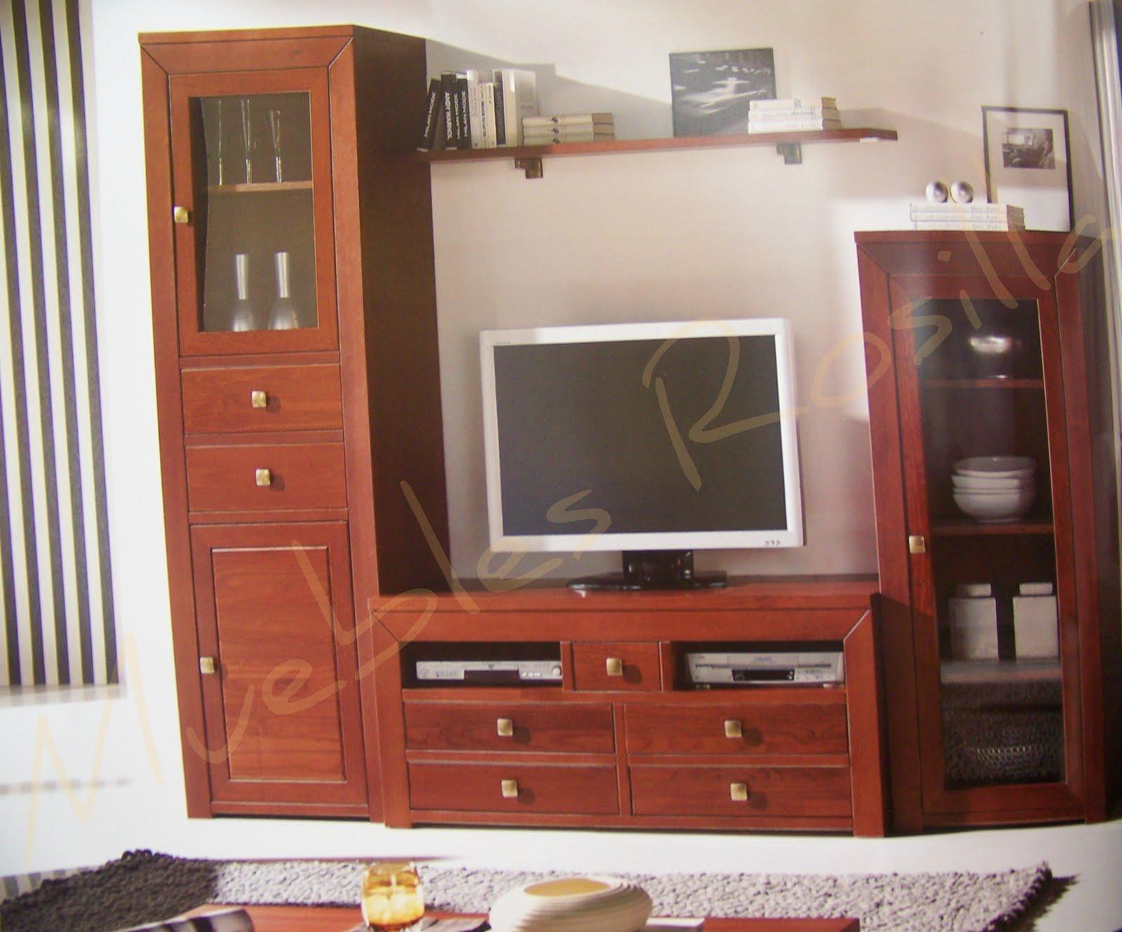 Muebles rosilla herv s composici n madrid for Muebles hervas