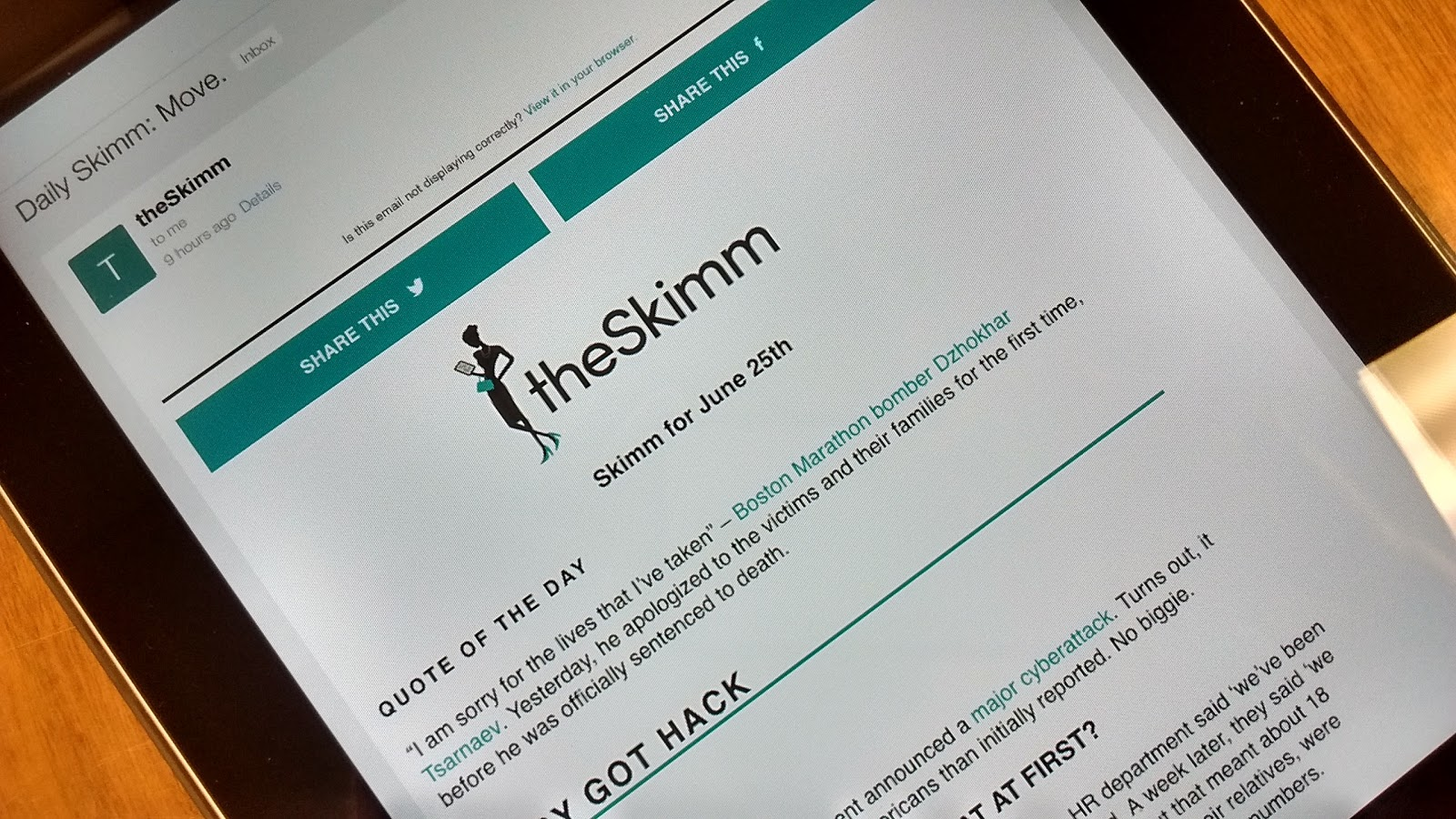 Resultado de imagen de theskimm