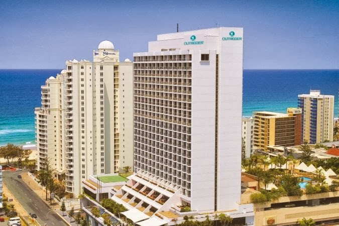 Outrigger Surfers Paradise Hotel